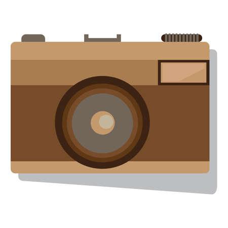 sightseeings: camera Illustration