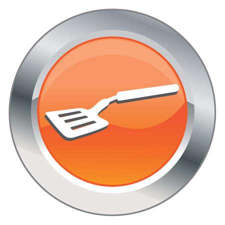 spatula: spatula button
