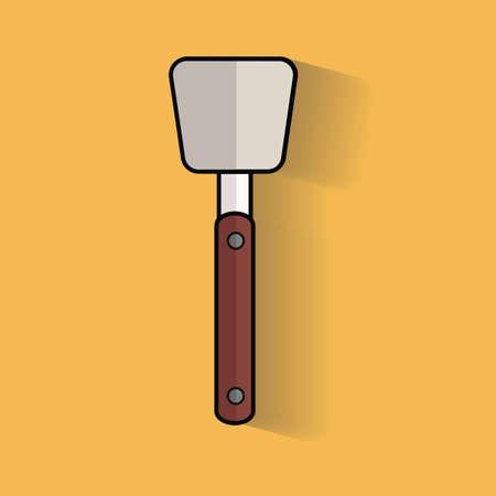 spatule Vecteurs