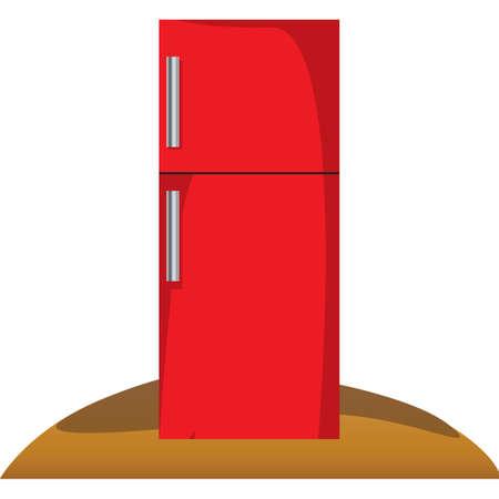 refrigerator: refrigerator