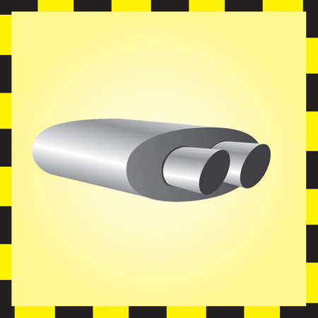 fume: exhaust pipe