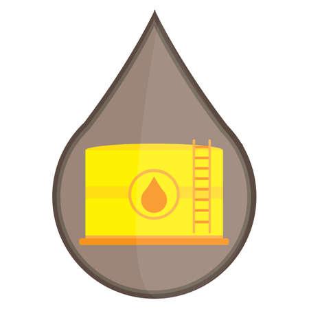 storage: oil storage