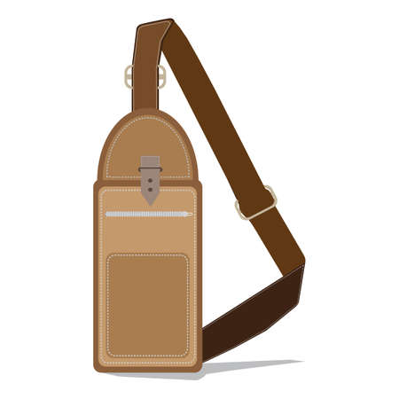 pouch: waist pouch
