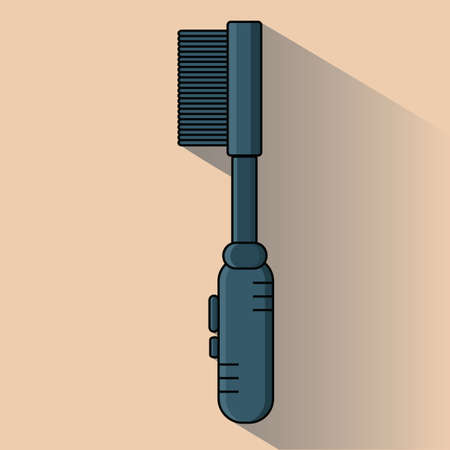 hygienic: electric toothbrush