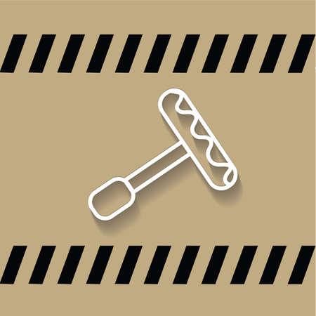 sockets: socket spanner Illustration