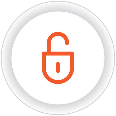 unlocking: unlock button