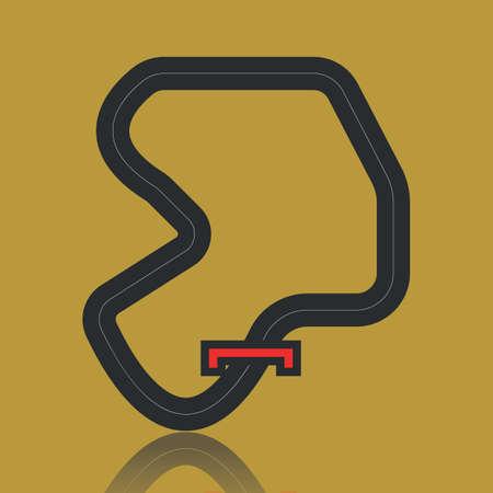 racing: racing circuit