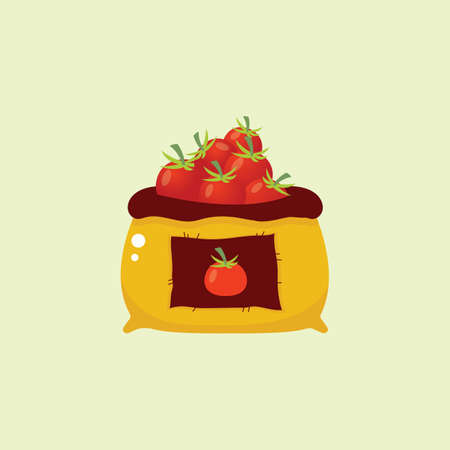 sack: sack of tomatoes