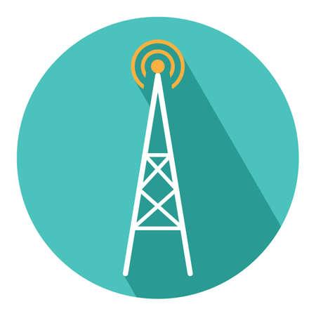 transmitter: transmitter antenna