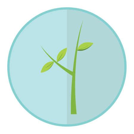 crop: plant crop Illustration