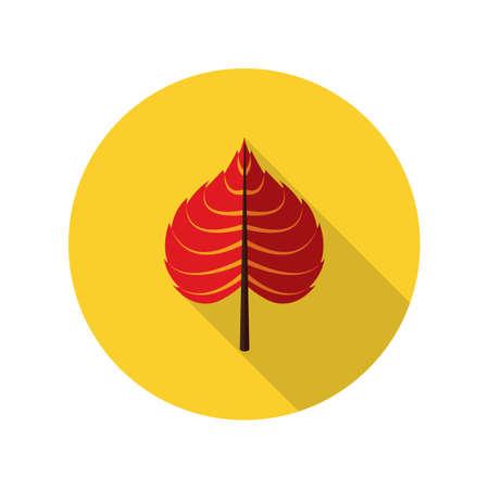 leaf: linden leaf
