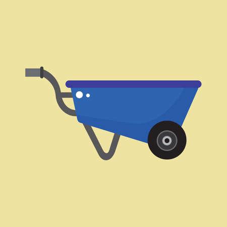 pushcart: trolley