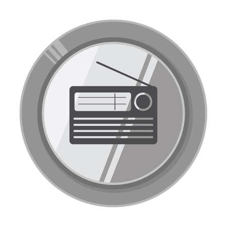 radio button: radio button Illustration
