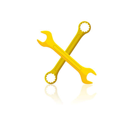 open end wrench: spanner