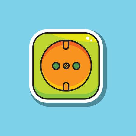 sockets: socket Illustration