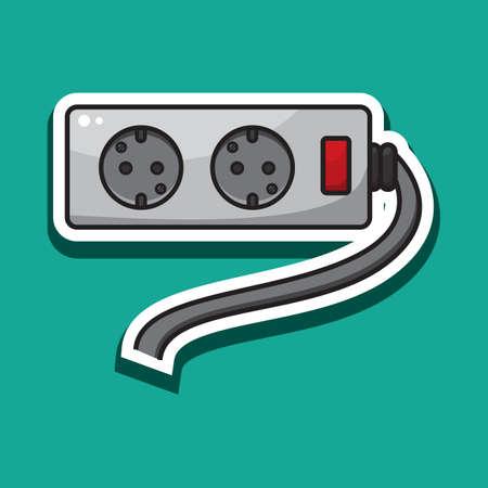 sockets: socket outlet