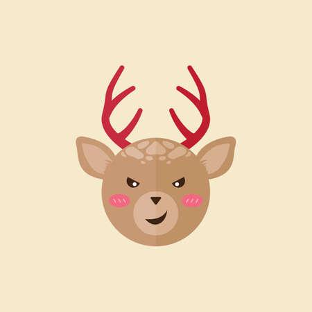 to tease: reindeer teasing