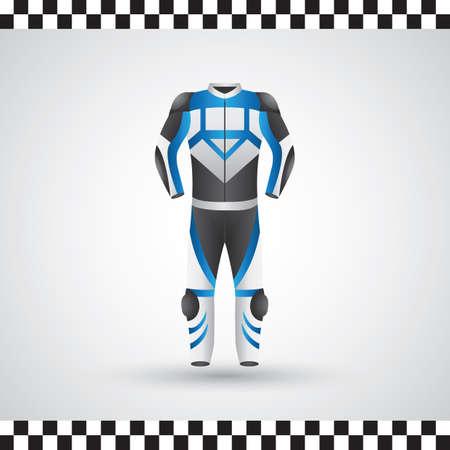 costume: rider costume