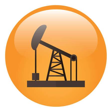 pump: oil pump Illustration