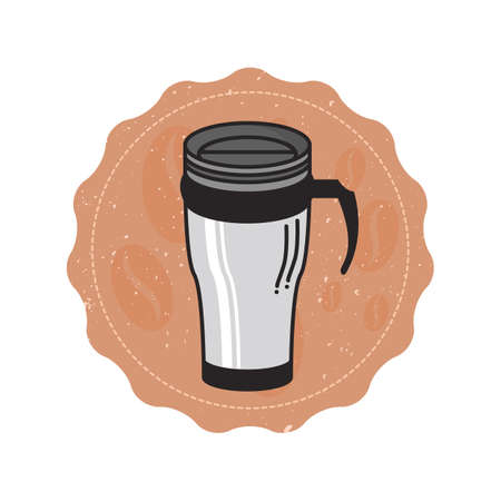 insulated: insulated cup