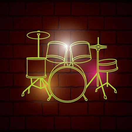 drum kit: drum kit