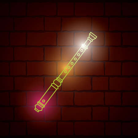 percussion: flute