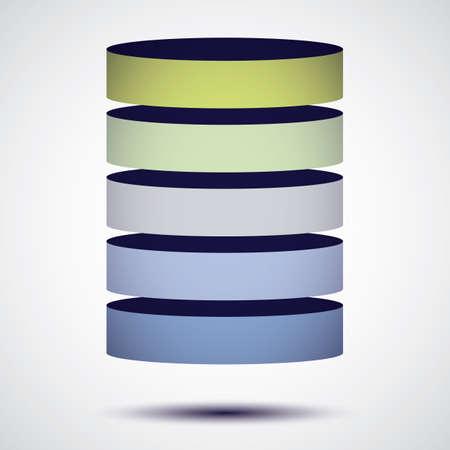 cylindrical: cylindrical geometric blocks