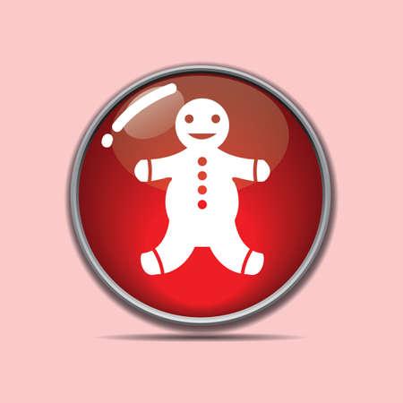 gingerbread man: gingerbread man cookie