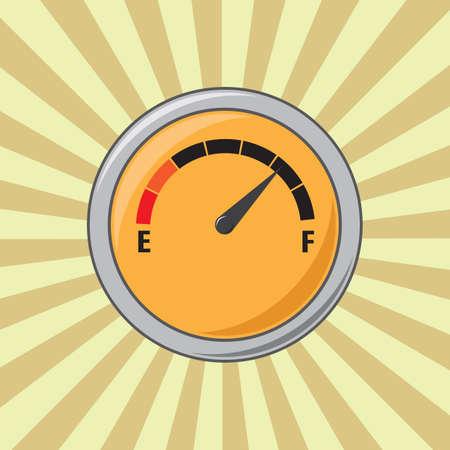 meter: fuel meter