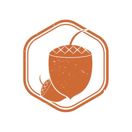 acorns: thanksgiving acorns