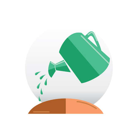 horticulture: watering can