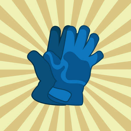 guantes de carreras