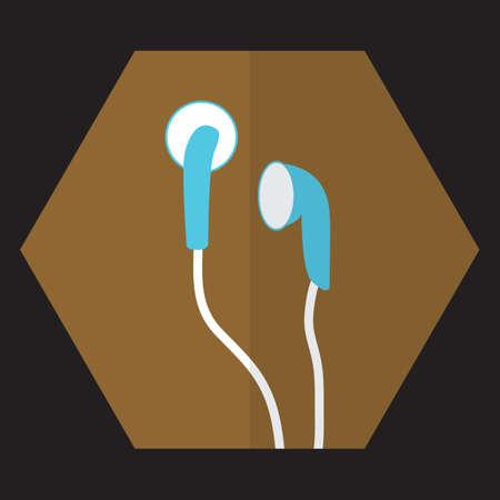 earphones: earphones