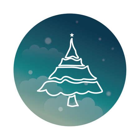 x   mas: christmas tree