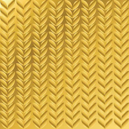 mosaic: golden mosaic background