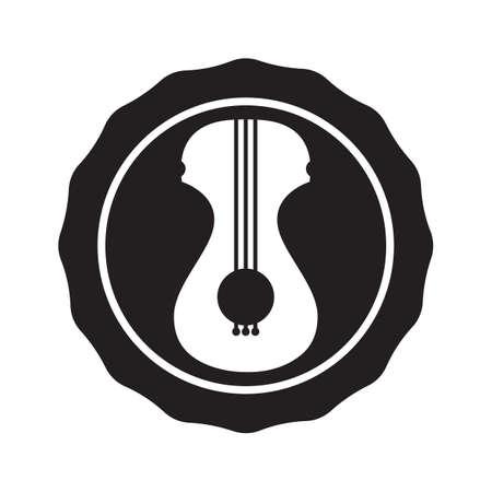 string instrument: guitar