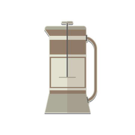 maker: french press coffee maker