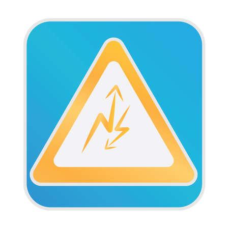 volts: caution board