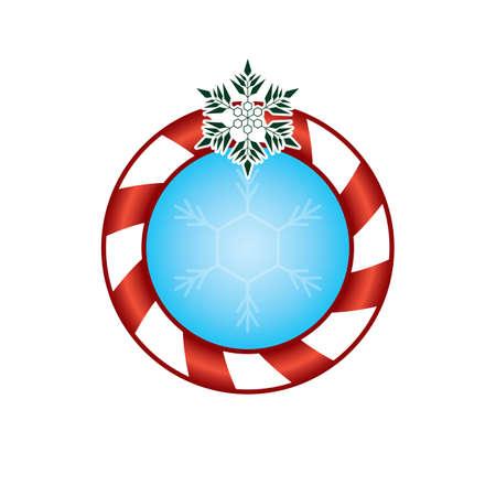 round: round garland button