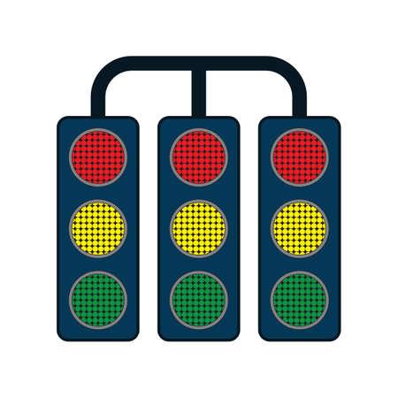 signals: racing signals Illustration