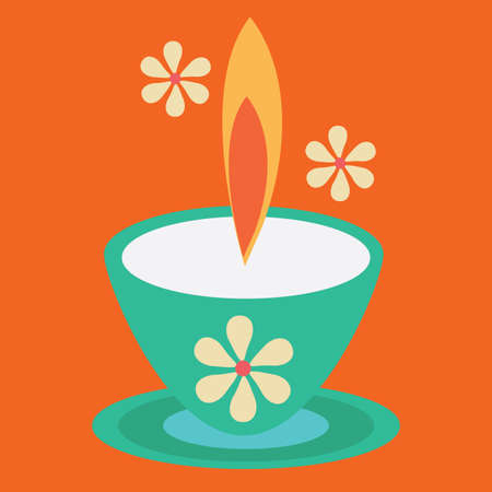 aroma: aroma candle