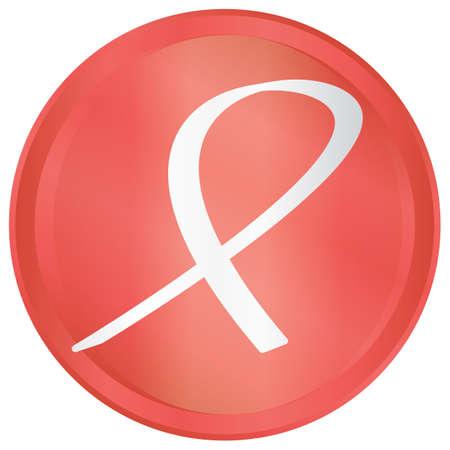 health awareness: health awareness ribbon Illustration