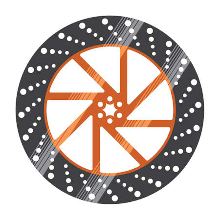 plate: disk plate