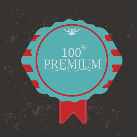 premium: premium badge