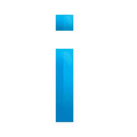 a i: letter i