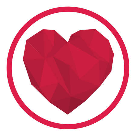heart diamond: heart diamond