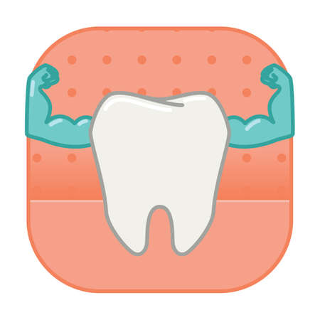 strong: strong tooth