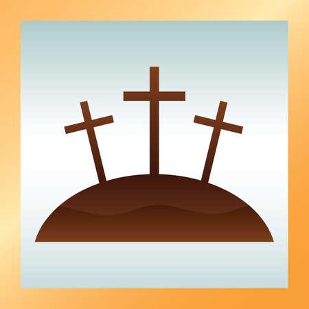 cross: cross Illustration