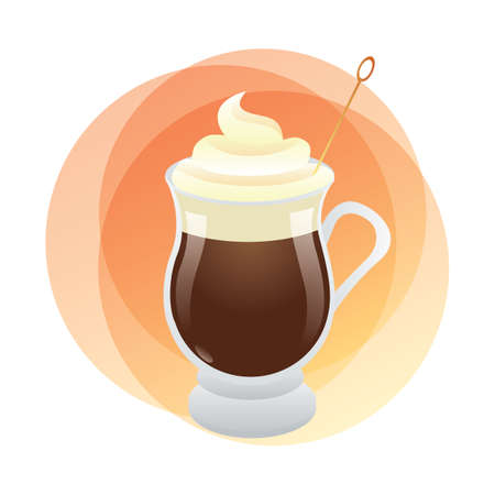 eatery: coffee with cream