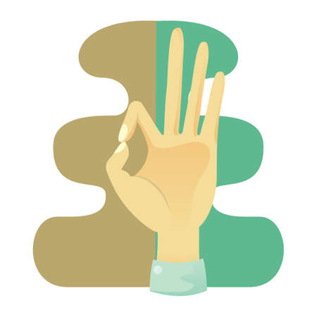 nonverbal communication: hand gesture
